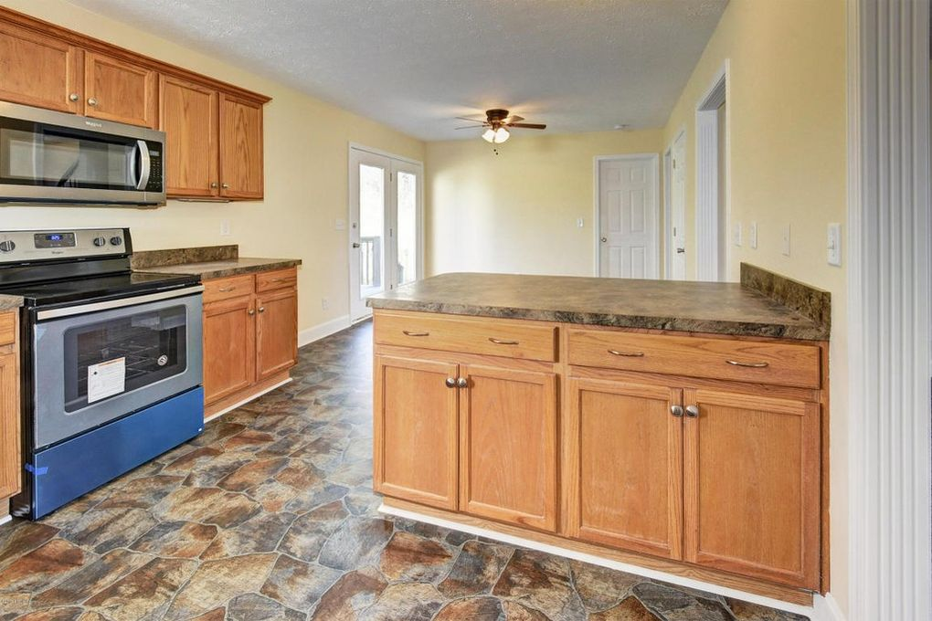 Wooden kitchen renovation