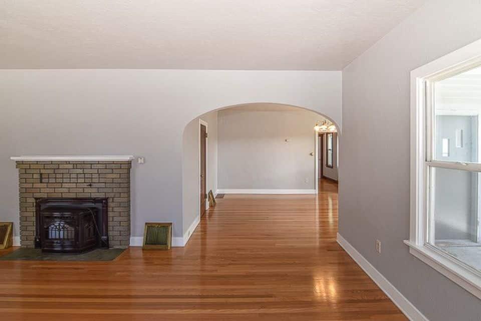 renovated property